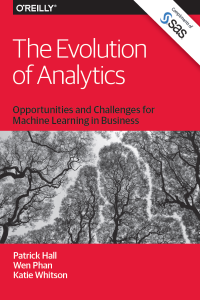 The Evolution of Analytics: Opportunities and Challenges for Machine Learning in Business