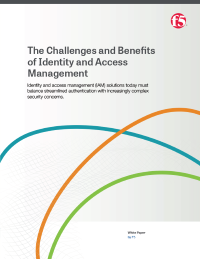 The challenges and benefits of identity and access management