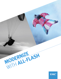 Modernize With All Flash