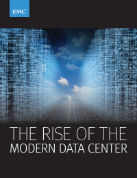The rise of the modern data center