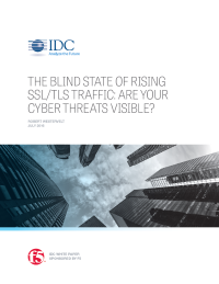 The blind state of rising SSL/TLS traffic: are your cyber threats visible?