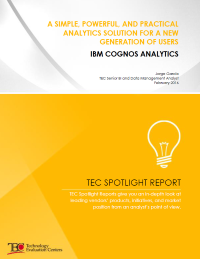 A Simple Powerful and Practical Analytics Solution For A New Generation of Users