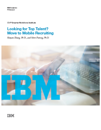 Looking for Top Talent? Move to Mobile Recruiting