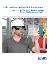 Reducing Operating Costs With Smart Eyewear
