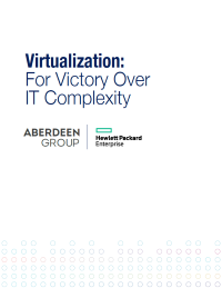 Virtualization: For Victory Over IT Complexity