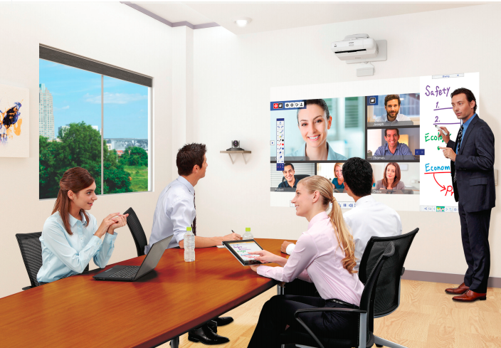 Enhancing Remote Collaboration