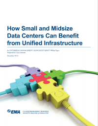 How Small and Mid-size Data Centres Can Benefit from Unified Infrastructure