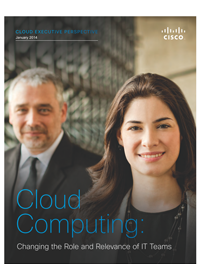 Cloud Computing: Changing the Role and Relevance of IT Teams