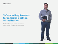 3 Compelling Reasons to Consider Desktop Virtualization