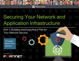 Securing your network and application infrastructure Part 1: Building and executing a plan for your network security