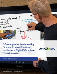 5 Strategies for Implementing Standardization Practices as Part of a Digital Workplace transformation