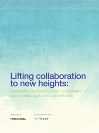 TELUS: Lifting cloud collaboration to new heights