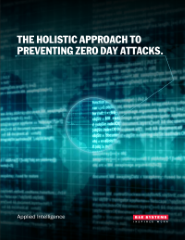 The Holistic Approach to Preventing Zero Day Attacks.