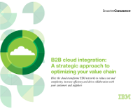 B2B cloud integration: A strategic approach to optimizing your value chain
