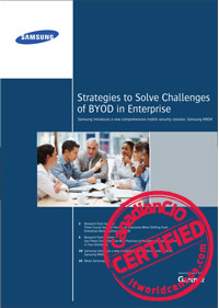 Strategies to Solve Challenges of BYOD in the Enterprise