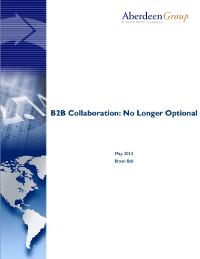 B2B Collaboration: No Longer Optional