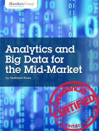 Analytics and Big Data for the Midmarket