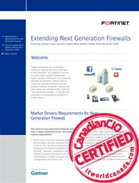 Extending Next Generation Firewalls