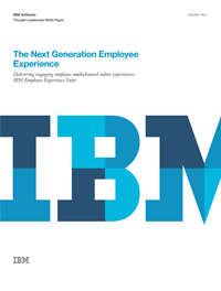 The Next Generation Employee Experience