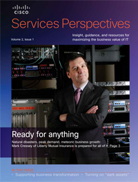 Services Perspectives:  Insight, guidance, and resources for maximizing the business value of IT