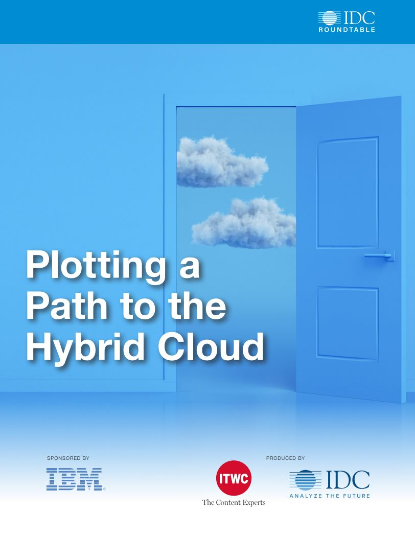 Plotting a Path to the Hybrid Cloud
