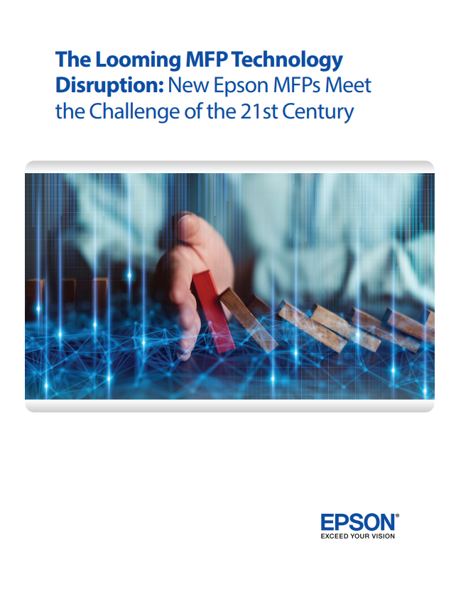 The Looming MFP Technology Disruption