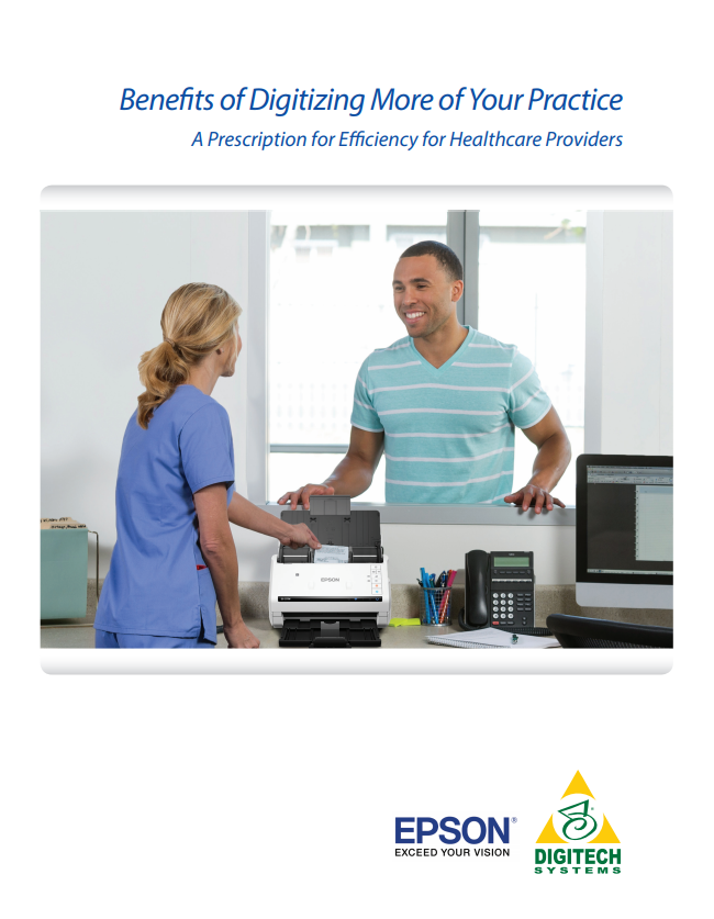 Benefits of Digitizing More of Your Practice