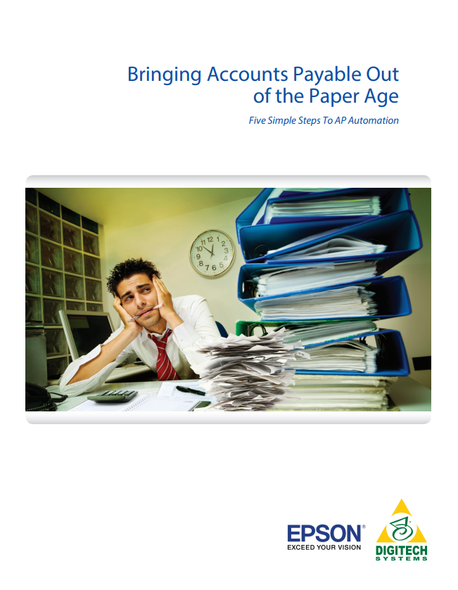 Bringing Accounts Payable Out of the Paper Age