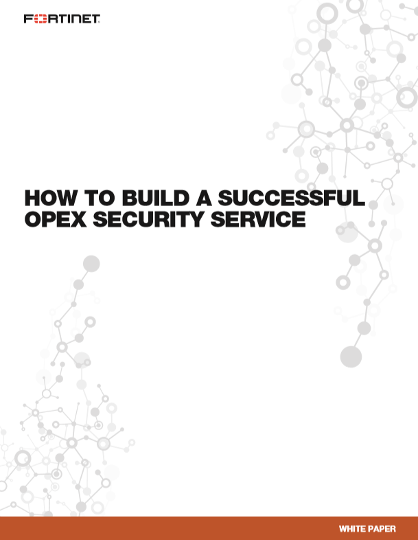 How to Build a Successful OPEX Security Service